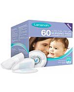 Lansinoh: Disposable Nursing Pads 60pcs - 15% OFF!!