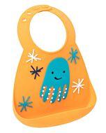 Make My Day: Baby Bib - Octopus - 20% OFF!!