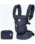Ergobaby: Omni 360 Carrier All-in-One Cool Air Mesh - Midnight Blue