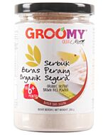 Groomy Organic Instant Brown Rice Powder 200g (For 6+ Months) - 35% OFF!!