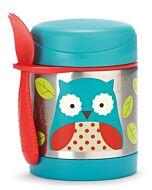 Skip Hop: Zoo Insulated Food Jar - Owl [15% OFF!]