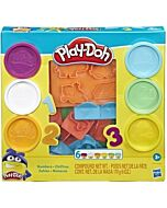 Play-Doh: Fundamentals Numbers Stampers Tool Set (3 Years+) - 10% OFF!!