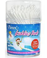 Pureen: Kiddies Buds 200 Tips - 13% OFF!!