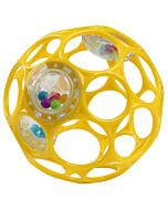 Oball Rattle™ Easy-Grasp Toy - Yellow - 10% OFF!!