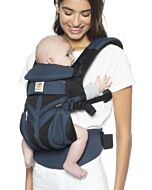 Ergobaby: Omni 360 Baby Carrier All-In-One Cool Air Mesh -  Raven