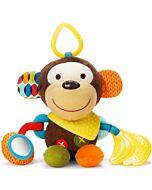 Skip Hop: Bandana Buddies Activity Monkey - 16% OFF!!