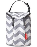 Skip Hop Grab & Go Double Bottle Bag - Chevron - 15% OFF!!