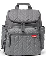 Skip Hop: Forma Diaper Backpack - Grey - 15% OFF!!
