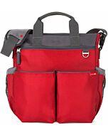 Skip Hop: Duo Signature Diaper Bag - Red - 15% OFF!!