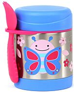 Skip Hop: Zoo Insulated Food Jar - Butterfly [15% OFF!]