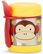 Skip Hop: Zoo Insulated Food Jar - Monkey [15% OFF!]