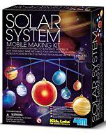 4M Kidz Labs   3D Solar System Mobile Making Kit - 15% OFF!!