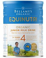 Bellamy's Organic Junior Milk Drink (Step 4) EQUINUTRI 900g