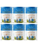 Bellamy's Organic Junior Milk Drink (Step 4) EQUINUTRI 900g x 6 TINS (Special combo deal) - 20% OFF!!