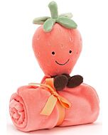 Jellycat: Amuseable Strawberry Soother (34cm)