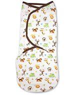 Summer Infant: SwaddleMe Original Swaddle (Large) - Graphic Jungle - 10% OFF!!