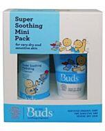 Buds Soothing Organics: Super Soothing Mini Pack (Eczema MINI Pack) - 15% OFF!!