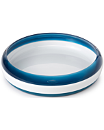 OXO TOT: Training Plate with Removable Ring - Navy - 25% OFF!