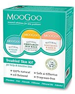 MooGoo Troubled Skin Kit (for Itchy & Sensitive Skin)