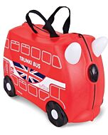 Trunki Ride-On Little Luggage for Little People - Boris Bus - 20% OFF!