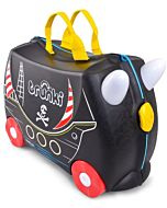 Trunki Ride-On Little Luggage for Little People - Pedro Pirate - 20% OFF!