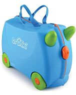 Trunki Ride-On Little Luggage for Little People -  Terrence Blue - 20% OFF!